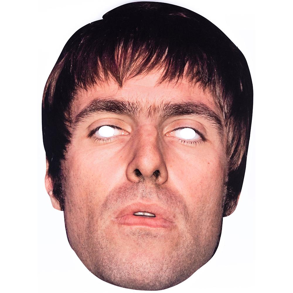 Great Quality Cardboard Liam Gallagher Mask