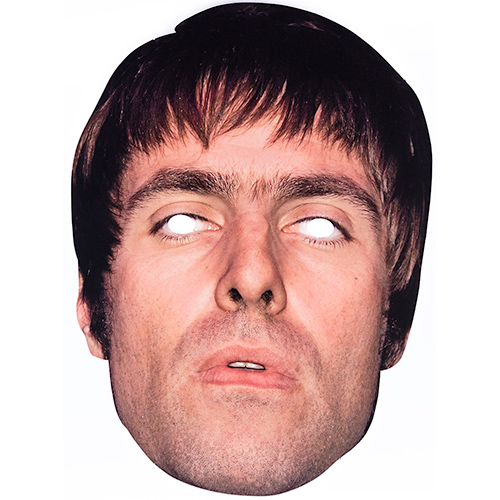 Great Quality Cardboard Liam Gallagher Mask