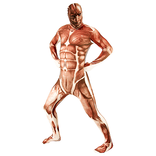 Muscle Morph Suit