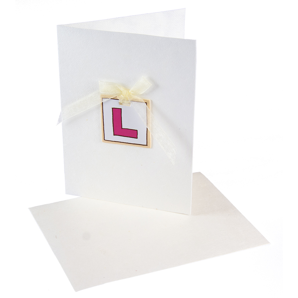 Hen Night Card On White Background