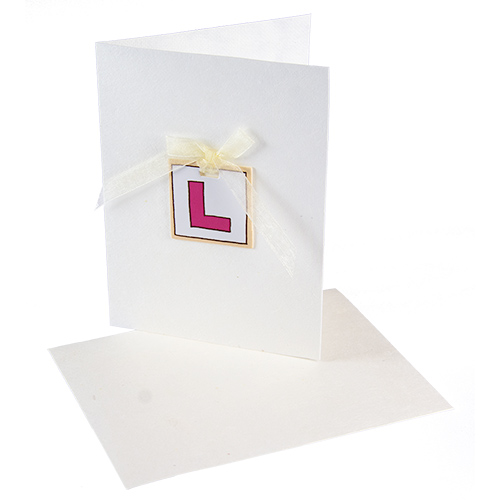 Hen Night Card On White Background