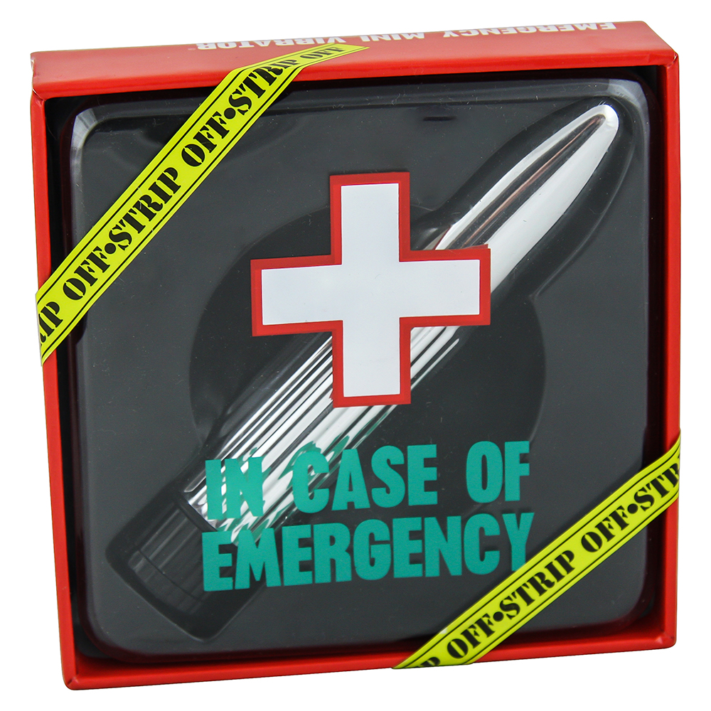 i Vibrator in Emergency Packaging