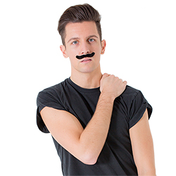 International Moustache Selection Mexican