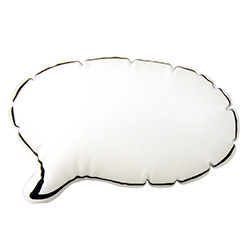 Inflatable Speech Bubble