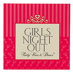 Pack of 72 Girls Night Out Dare Cards