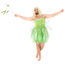 Forest Fairy Drag Costume