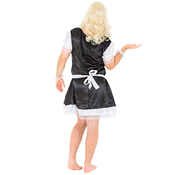 French Maid Drag Costume