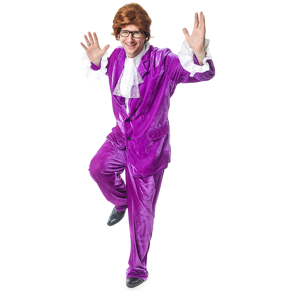 Austin Powers Outfit