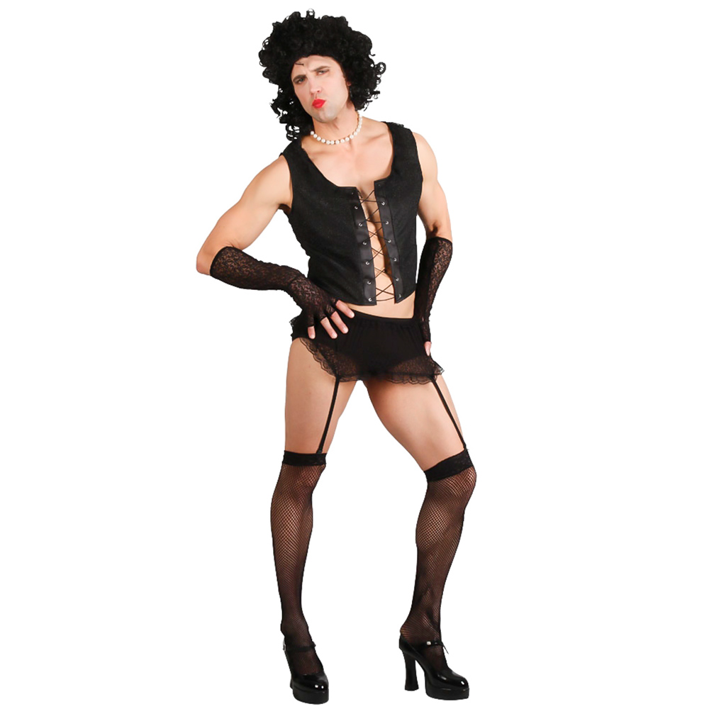 Rocky Horror Costume Medium