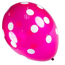 Assorted Polka Dot Balloons