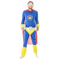 Beer Super Hero Outfit