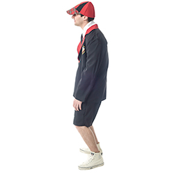 Side View Of School Uniform For Grown Ups