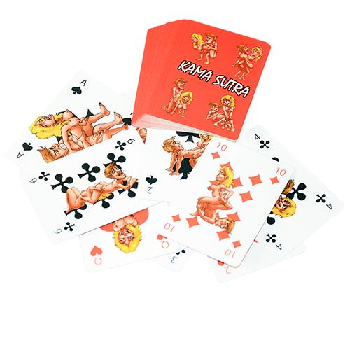 Pack of Cards With Sex Positions On