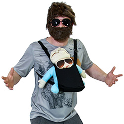 Alan Hangover Costume
