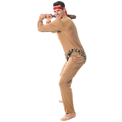 Ready To Club Official Licensed Tarzan Costume
