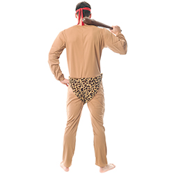 Back Facing Official Licensed Tarzan Costume
