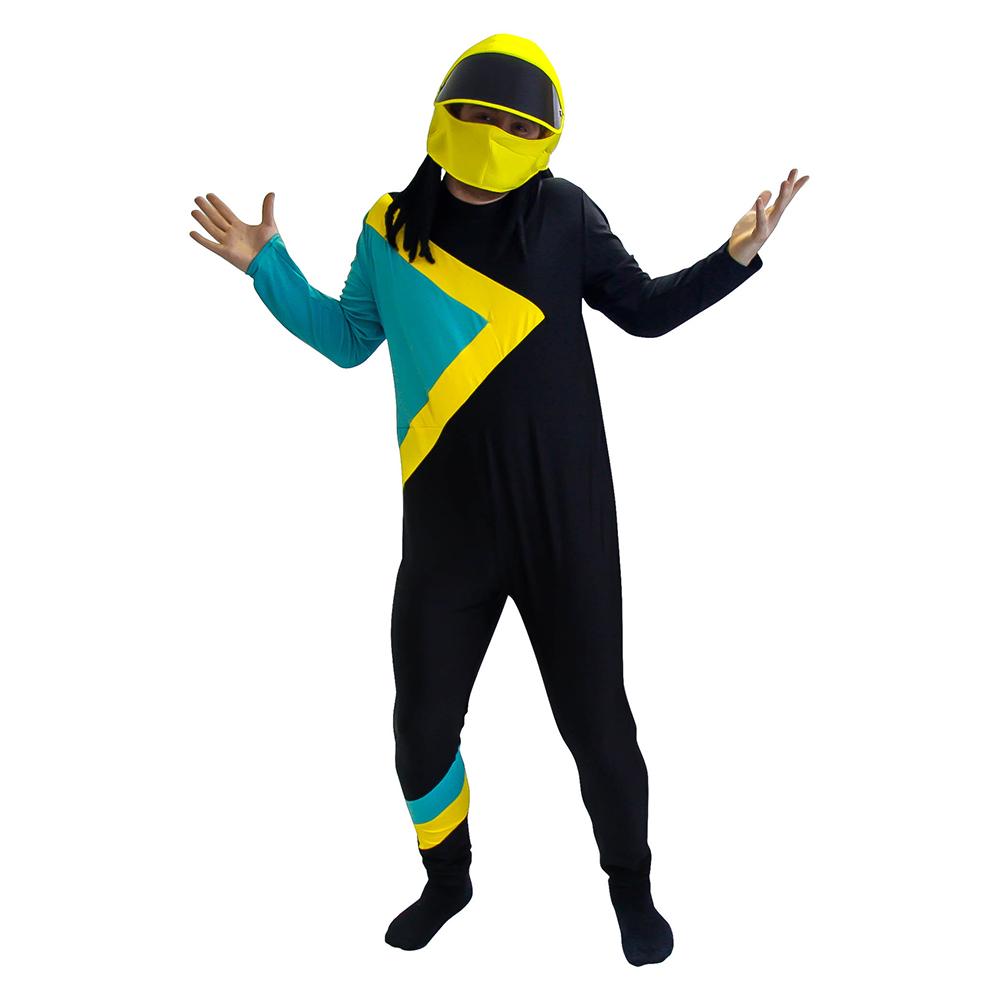 Jamaican Bobsleigh Team Member Costume