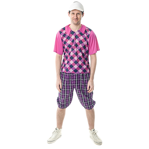 pub golf costume  £3499  5 in stock  last night of freedom