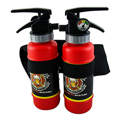 Fire Extinguisher Drinks Dispensers