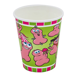 Comical cups