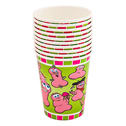Stack Of Willy Party Cups