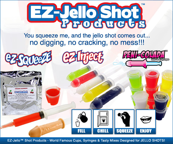 EZ Jello Shot