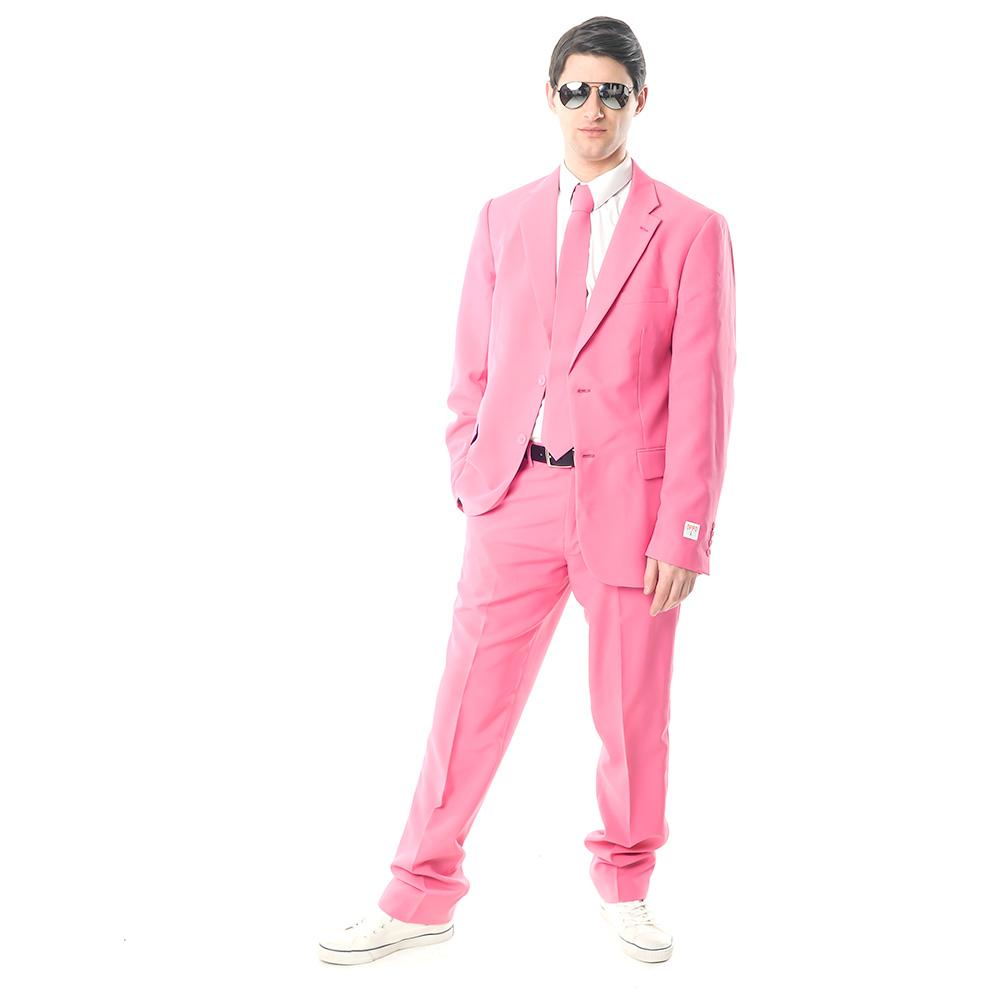 Front Facing Mr Pink Opposuit