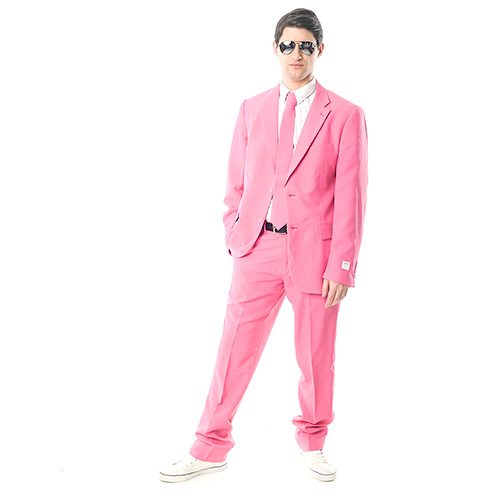 Why do I have to be Mr Pink?