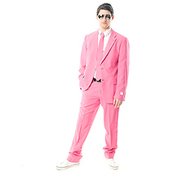 Front Facing Mr Pink Opposuit