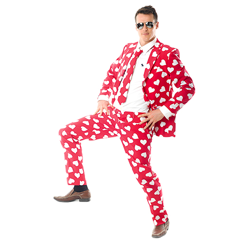 One Leg Raised Mr Lover Lover Opposuit