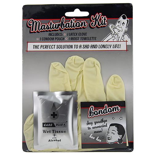 Masturbation Kit In Packaging