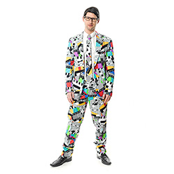 Testival Opposuit Front View