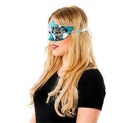 Side Of Assorted Masquerade Masks