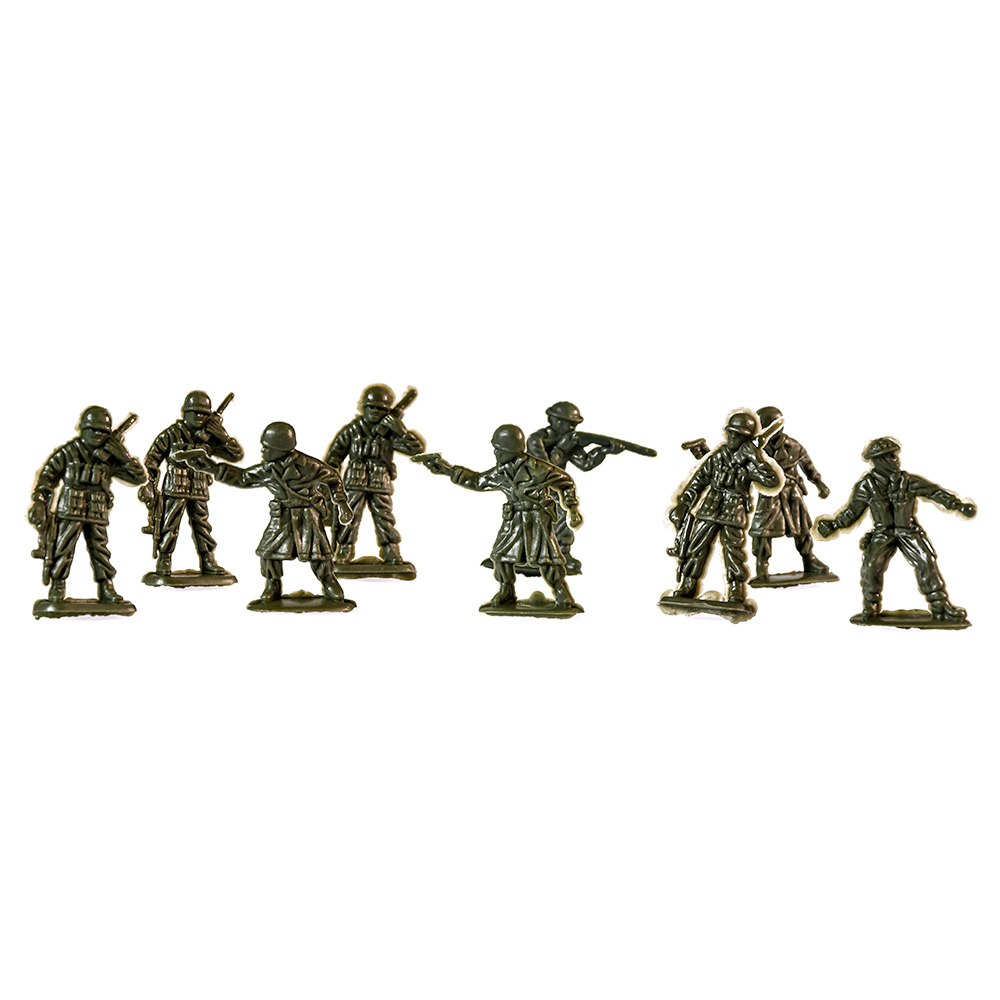 Budget Toy Soldiers