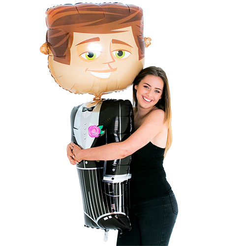 Groom Balloon