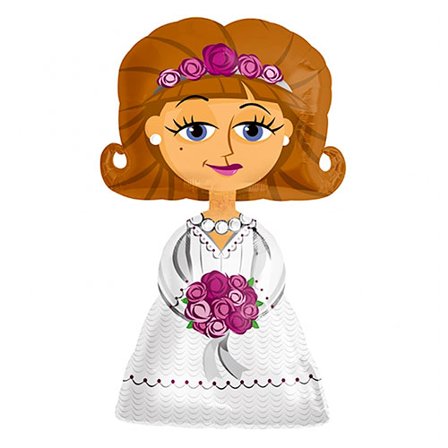 Bride Balloon