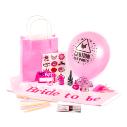 Pre Made Bride To Be Gift Bag