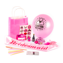 Pre Made Bridesmaid Gift Bag