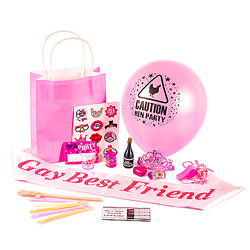 Pre Made Gay Best Friend Gift Bag