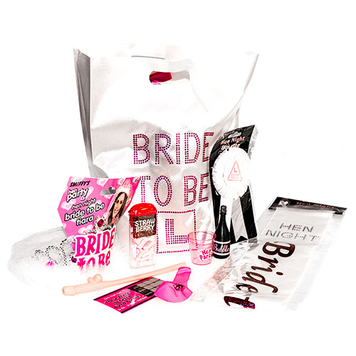 Premium Pre Made Bride To Be Gift Bag