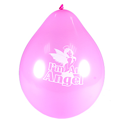 Naughty Angel Balloons
