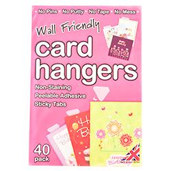Card & Banner Hangers