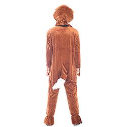 Fox Costume back
