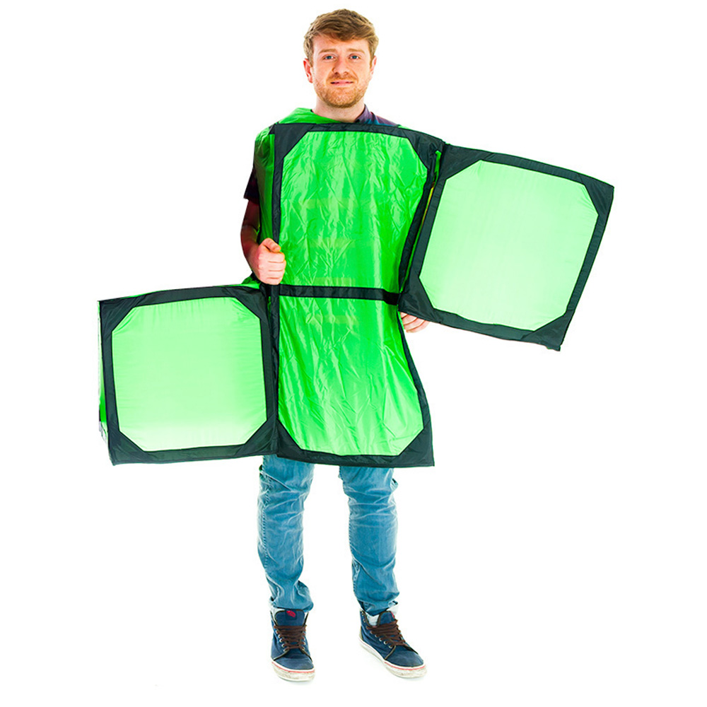 Green Tetris Piece costume