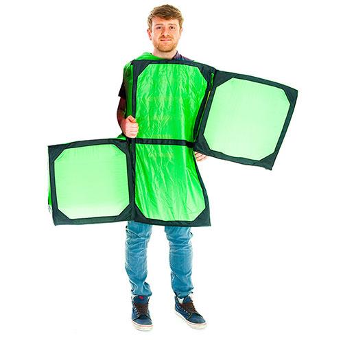 Green Tetris Piece costume