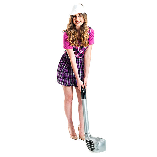Ladies Golf Costume