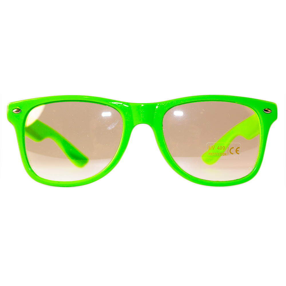 Neon Glasses Green - ?0.99 - 24 In Stock - Last Night of ...