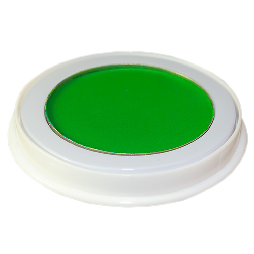 Neon Green Face Paint