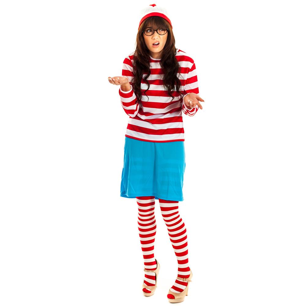 Where's Wenda? costume