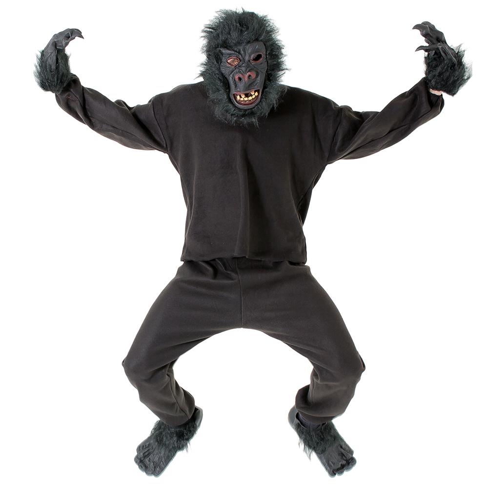 Budget Gorilla Costume